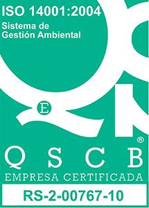 Logo ISO 14001 geinso