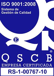 Logo ISO 9001 geinso